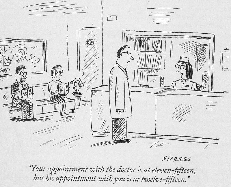 doctor appt