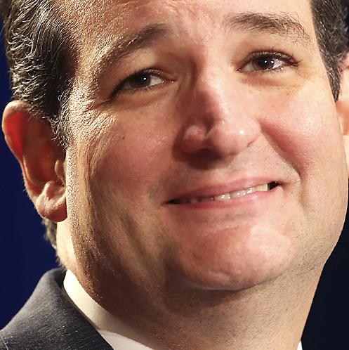 U.S. Senator Cruz speaks to members of the Texas Federation of Republican Women in San Antonio, Texas